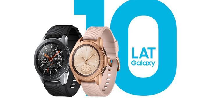 Promocja na smartfony i smartwatche Samsunga
