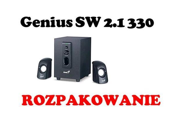 Genius SW 2.1 330 [ROZPAKOWANIE]
