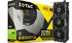 Zotac GeForce GTX 1080 AMP! Extreme Edition 8GB GDDR5X (256 Bit) 3xDP, HDMI, DVI, BOX (ZT-P10800B-10P)