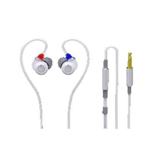 SoundMAGIC E30 White Sluchawki Dokanalowe