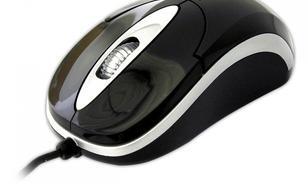 ART Mysz optyczna AM-56 Light Mouse USB notebook