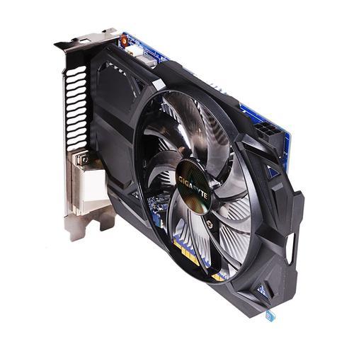 Gigabyte GeForce CUDA GTX750Ti OC 2GB DDR5 128 DVII/DVID/2HDMI