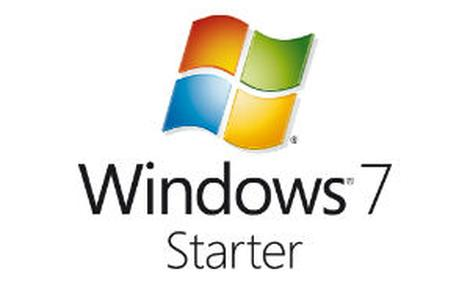 Netbook z systemem Windows 7 Starter
