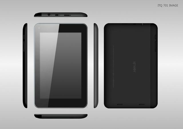 Potężna TABLETka mocy - Tablet Iriver ITQ701