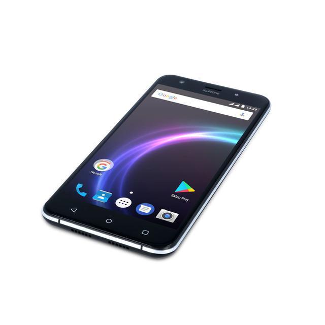 Jeśli zapomnieliście kupić prezent to warto wybrać się do Biedronki - tam czeka smartfon od myPhone.