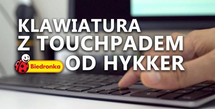 Biedronka po Raz Trzeci - Klawiatura Hykker Smart!