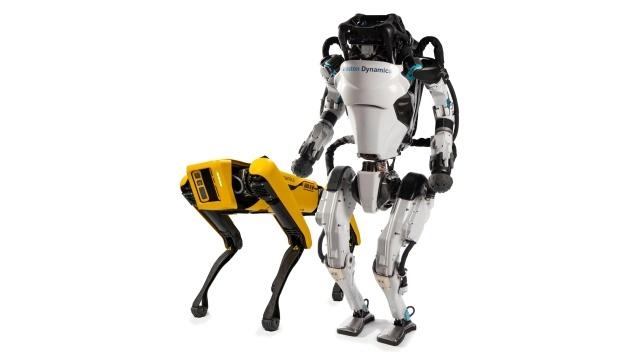 Roboty Boston Dynamics będą rozwijane pod skrzydłami Hyundami