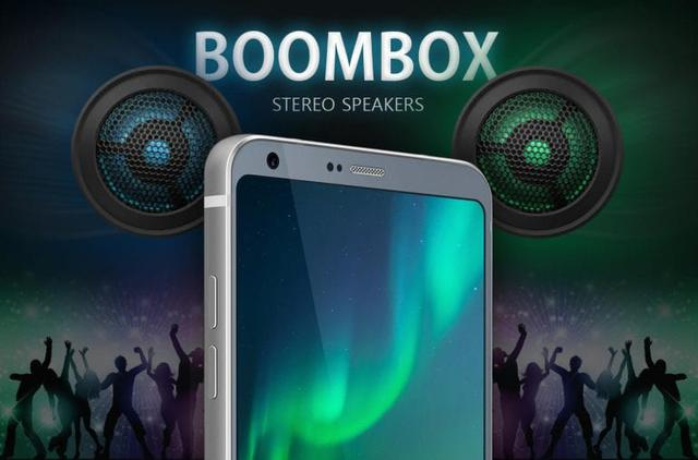 LG Boombox