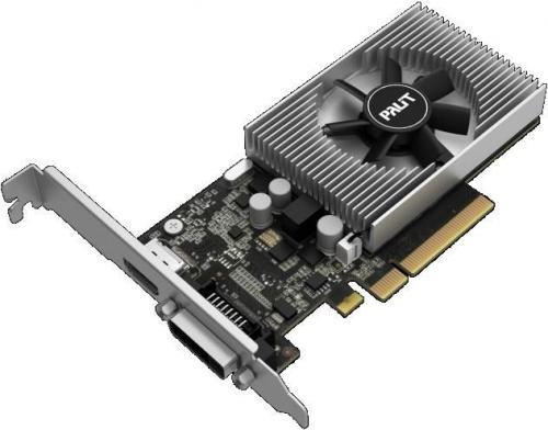 Palit VGA Palit GT1030 2GB GDDR4 64bit DVI+HDMI PCIe3.0 (NEC103000646-1082F)