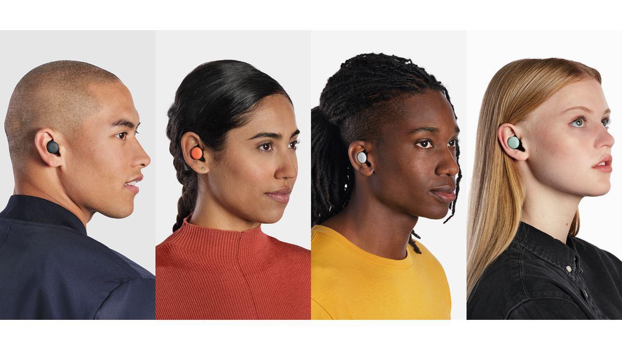 Google Pixel Buds pojawią się w czterech kolorach