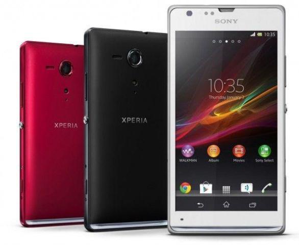 Sony Xperia SP FOT2