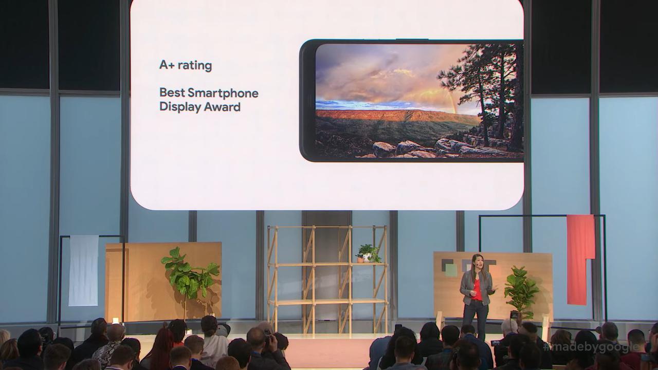 Google Pixel ma najlepszy wyświetlacz na rynku według Display Mate