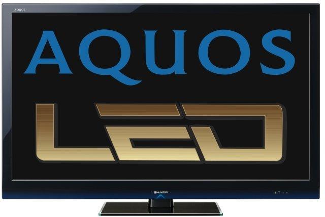 Sharp przedstawia największy telewizor LED na świecie!