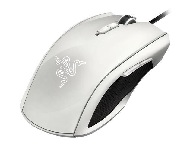 Kultowa myszka Razer Taipan dostępna również w bieli