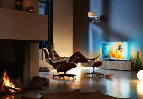 Philips 49PUS6501/12 4K, Android, AMBILIGHT