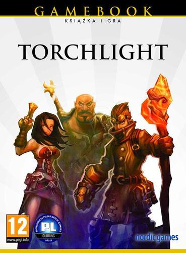 Gamebook Torchlight (książka + gra PC)