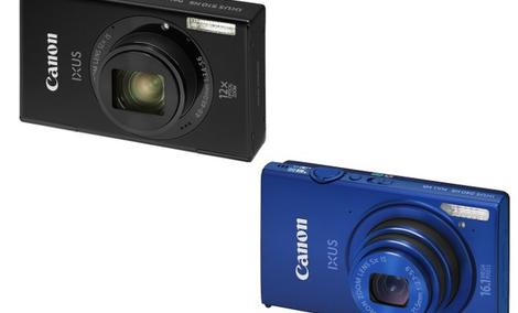 Stylowe fotografowanie  – Canon przedstawia modele: IXUS 510 HS  i IXUS 240 Stylowe fotografowani