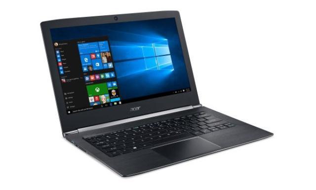 Acer Aspire S 13 - Świetnie Wykonany Notebook