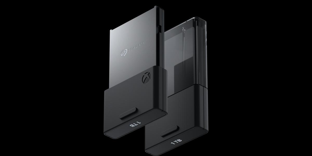 Cenę Xboxa Series X Microsoft zrekompensuje sobie dyskami SSD