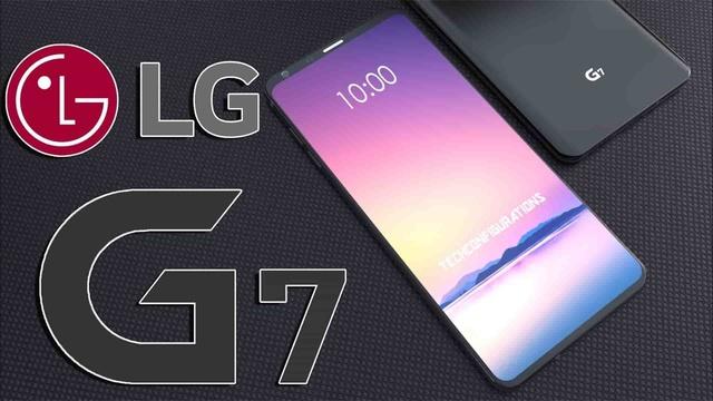 LG G7 - Największe rozczarowanie roku 2018?