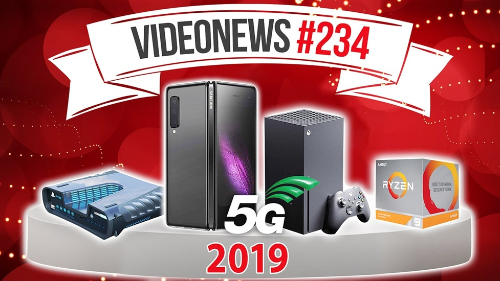 Podsumowanie roku 2019 - VideoNews #234