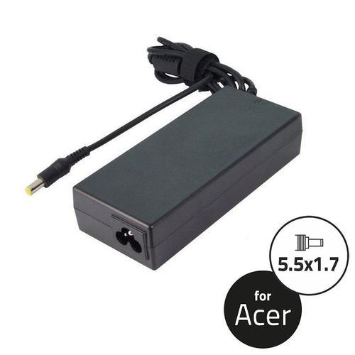 Qoltec Zasilacz do Acer 90W | 19V | 4.74A | 5.5*1.7