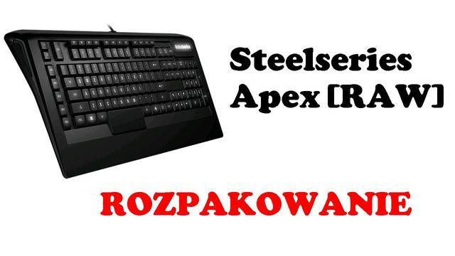 Steelseries Apex [RAW] [ROZPAKOWANIE]