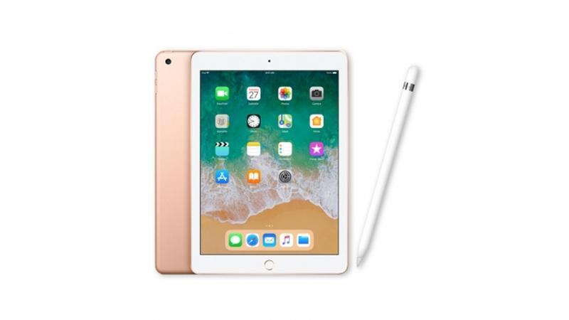 iPad obsługuje Apple Pencil