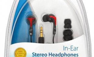 EH123 X-BASS Kanałowe MP3/MP4/SMARTPHONE STEREO