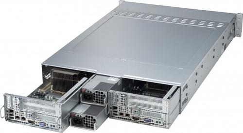 Supermicro SuperServer 6027TR-DTQRF SYS-6027TR-DTQRF
