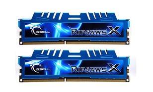 G.SKILL DDR3 8GB (2x4GB) RipjawsX 1600MHz CL7 XMP