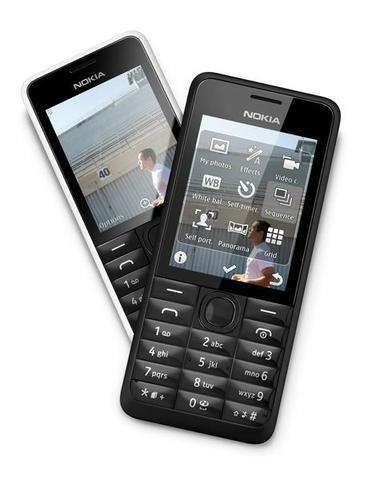 Nokia 301  fot4