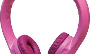 LogiLink dla dzieci 3,5mm różowe (HS0046)