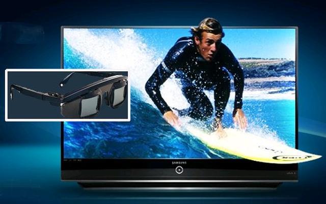 Najnowsza reklama telewizorów Samsung 3D