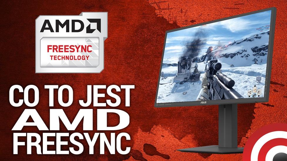 AMD FreeSync - Co to jest? - Test na ASUS MG279Q 144 Hz