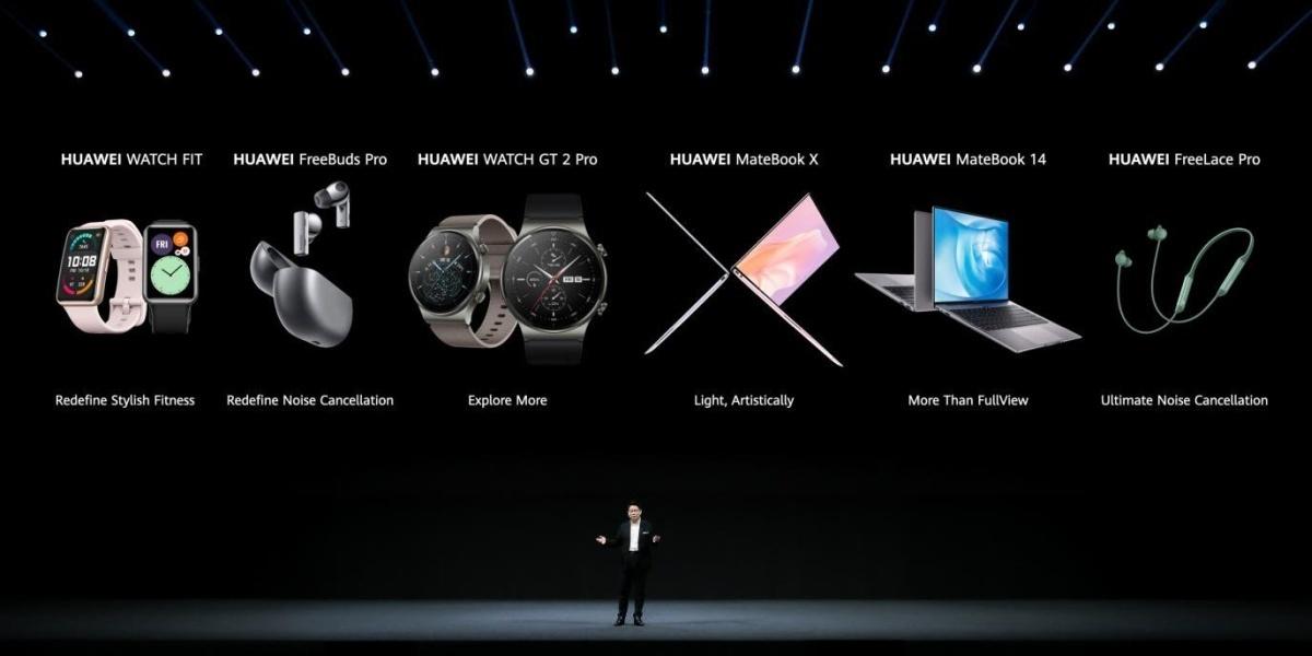 Huawei poza Harmony OS kontynuuje produkcję smarturządzeń