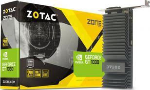 Zotac GT 1030 ZONE Edition Low Profile 2GB GDDR5 (64 bit), DVI-D, HDMI, BOX (ZT-P10300B-20L)