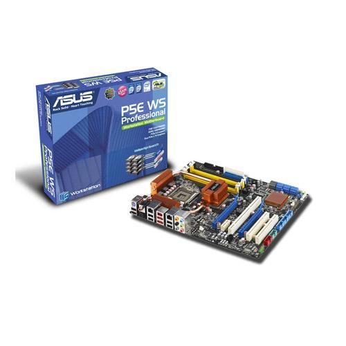 Asus P5E WS Professional