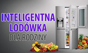 Duża Lodówka Rodzinna   LG InstaView Door-in-Door