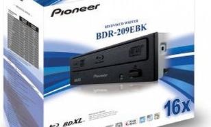 Pioneer BDR-209EBK