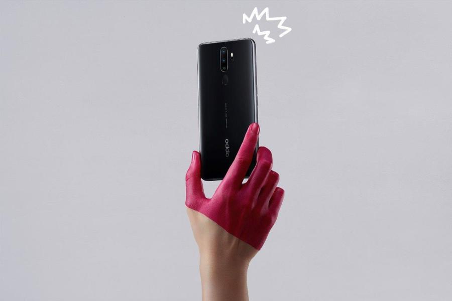 Oppo A5 2020 to spore urządzenie z dużą baterią