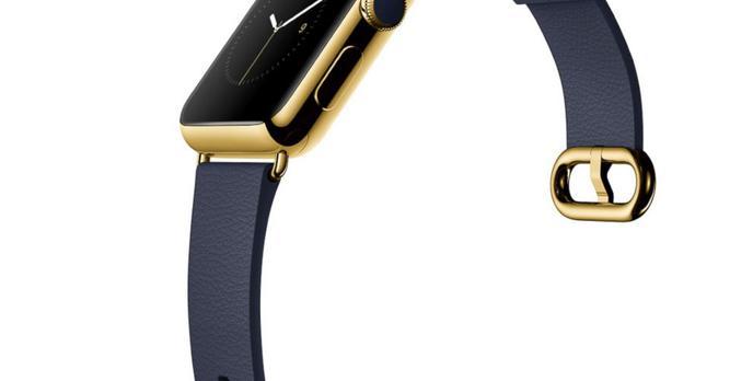 Smartwatch Za 5000 Dolarów, Czyli Złoty Apple Watch