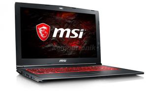 MSI GV62 7RC-064PL - 240GB M.2 + 1TB HDD | 32GB
