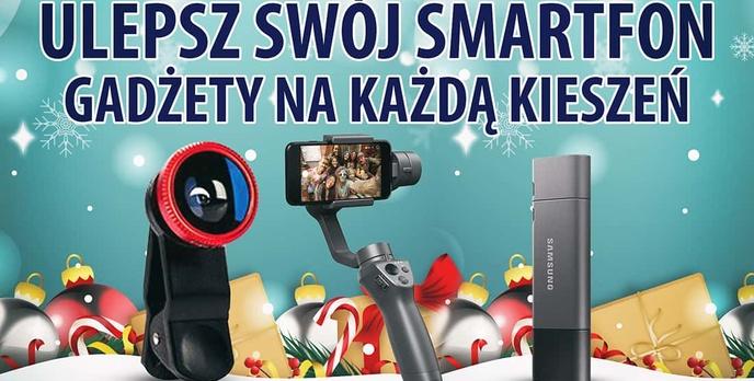 6 Gadżetów do Smartfona - Pomysły na Świąteczny Prezent