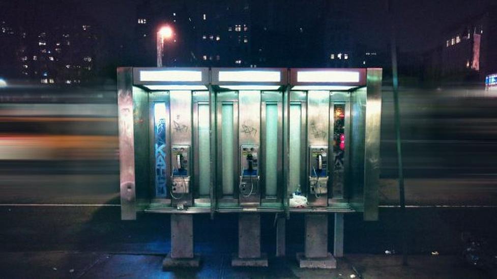 Hotspot Wi-Fi Zamiast Budki Telefonicznej
