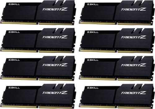 G.Skill Trident Z DDR4, 8x8GB, 4200MHz, CL19 (F4-4200C19Q2-64GTZKK)