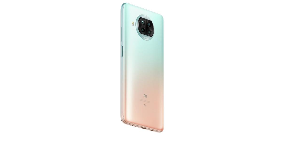 Xiaomi Mi 10T Lite oferuje odważny wariant kolorystyczny