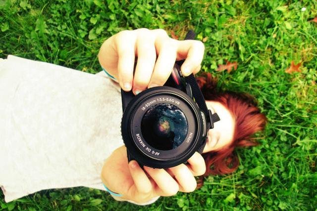 PORADA: Ostrzejsze Zdjęcia w Lustrzankach
