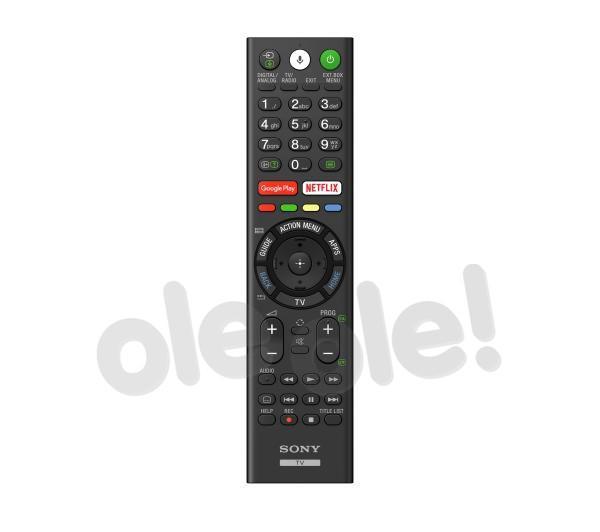 Sony 4K 43 KD-43XF7596B