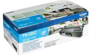 BROTHER Toner Niebieski TN326C=TN-326C, 3500 str.